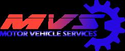 MVS – Motor Vehicle Services